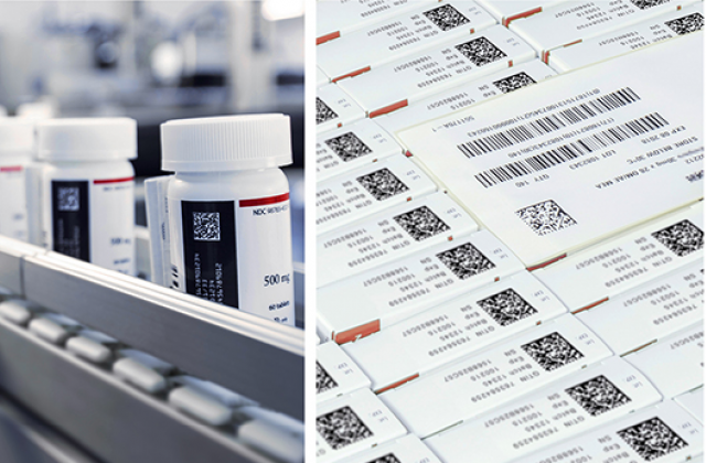PCI Serialisation anti counterfeiting