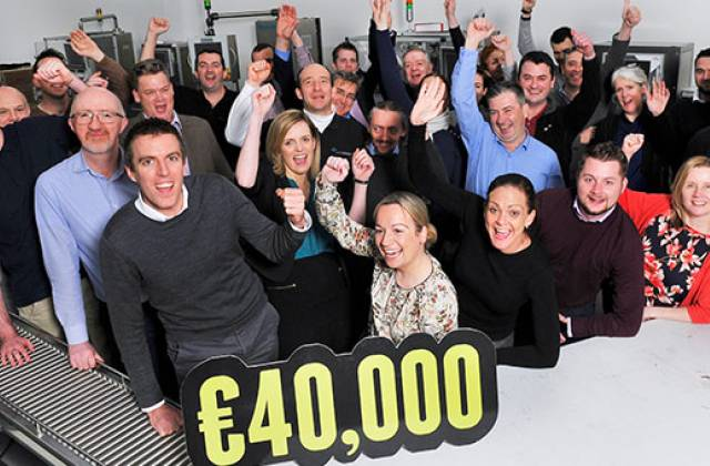 Crest Solutions irish jobs engineering payback win team