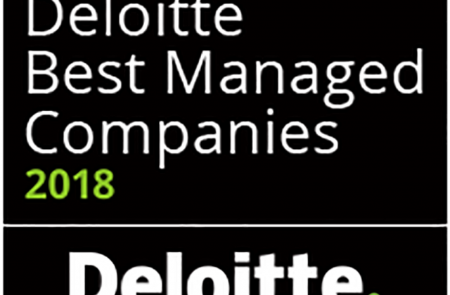 Deloitte Best Managed Companies Awards Crest Solutions