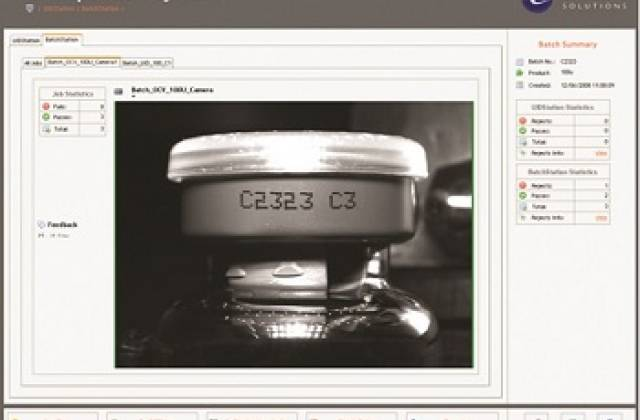 vial machine vision inspection system Crest Solutions Ireland Crest Solutions UK