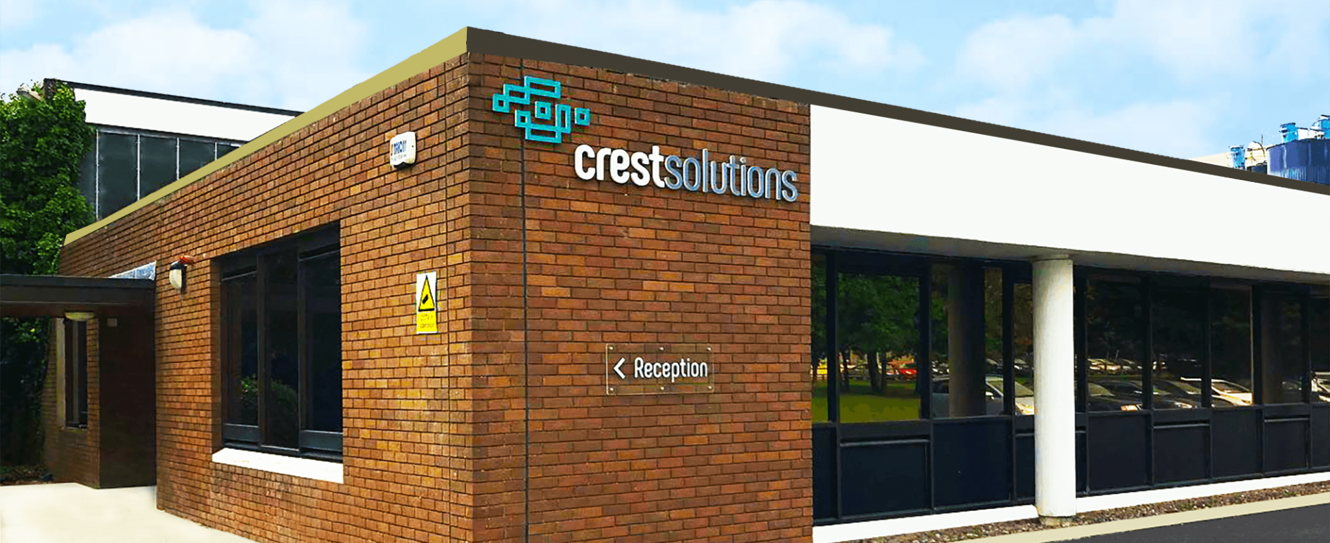 Crest Solutions offices Cork Ireland