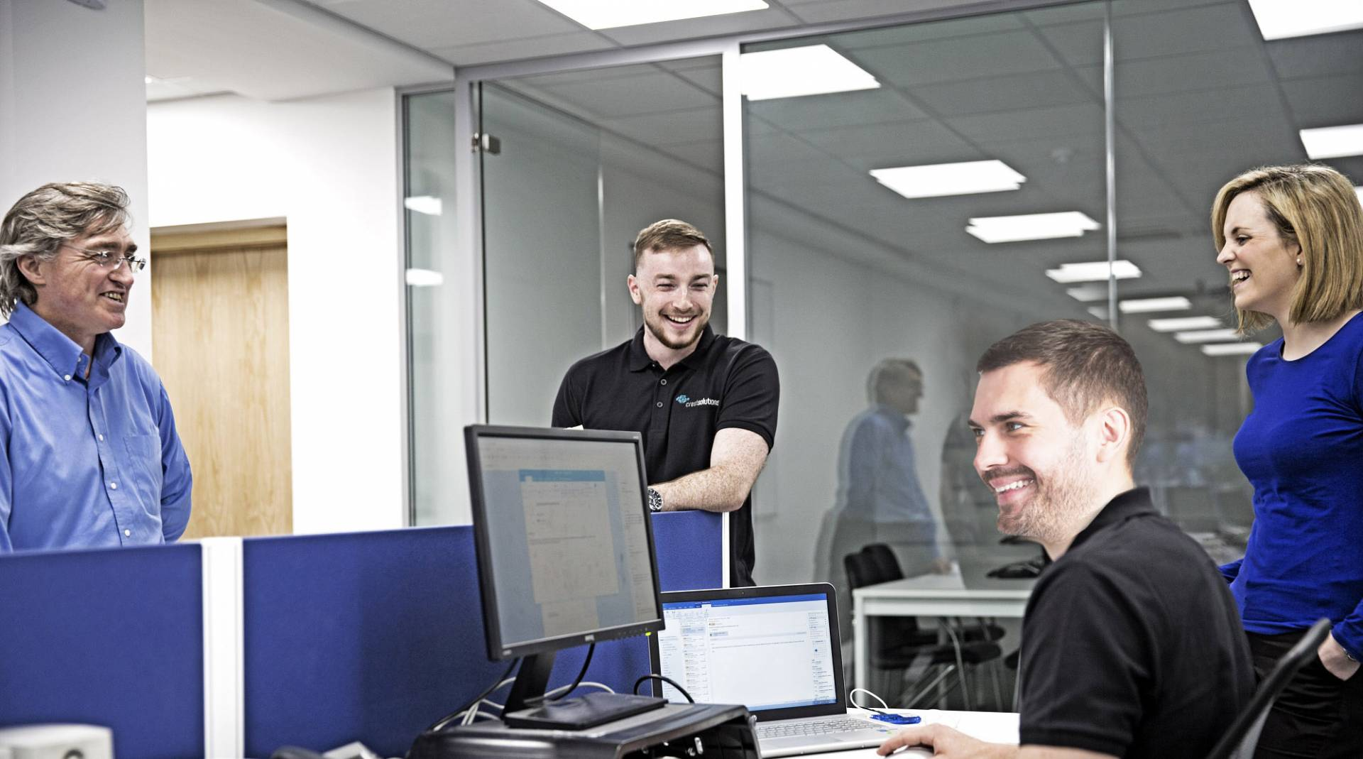 crest solutions cork ireland crest solutions UK a great place to work