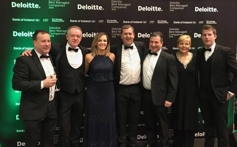 Deloitte Best Managed Companies Awards