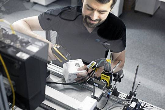embedded engineer service from Crest Solutions Ireland UK machine vision and serialisation