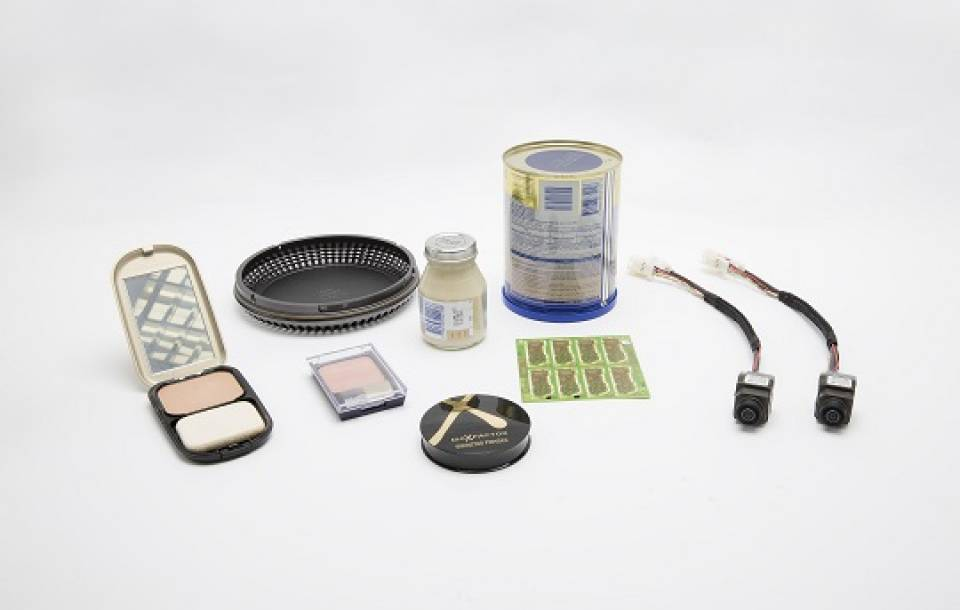 other industries cosmetics - Vision inspection and verification applications